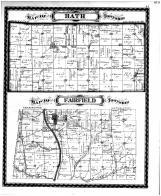 Bath Township, Mixerville, Fairfield Township, Franklin County 1882 Microfilm